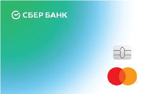 Сбербанк - дебетовая карта travel