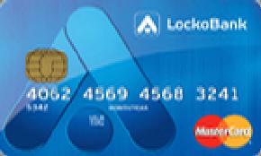 ЛокоБанк дебетовая карта RU