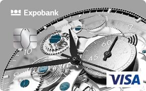 Экспобанк - Кредитная карта Выгода