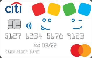 Citibank - Кредитная карта Детский Мир
